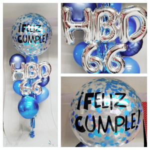 BIG BIG HAPPY BIRTHDAY (Personalizado)